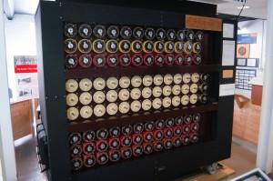 Rebuilt Turing Bombe