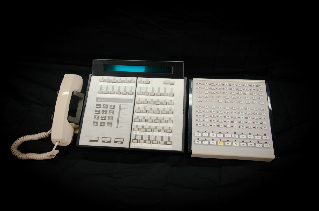 AT&T System 75 PBX Console
